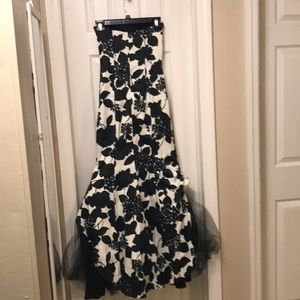 Scott McClintock Dresses - Strapless prom dress